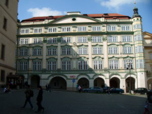 Palác Smiřických na Malostranském náměstí