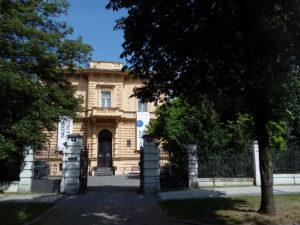Pelléova vila v Bubenči